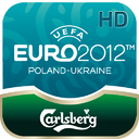 UEFA EURO 2012 TM by Carlsberg HD mobile app icon